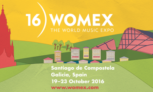 We're attending WOMEX '16!