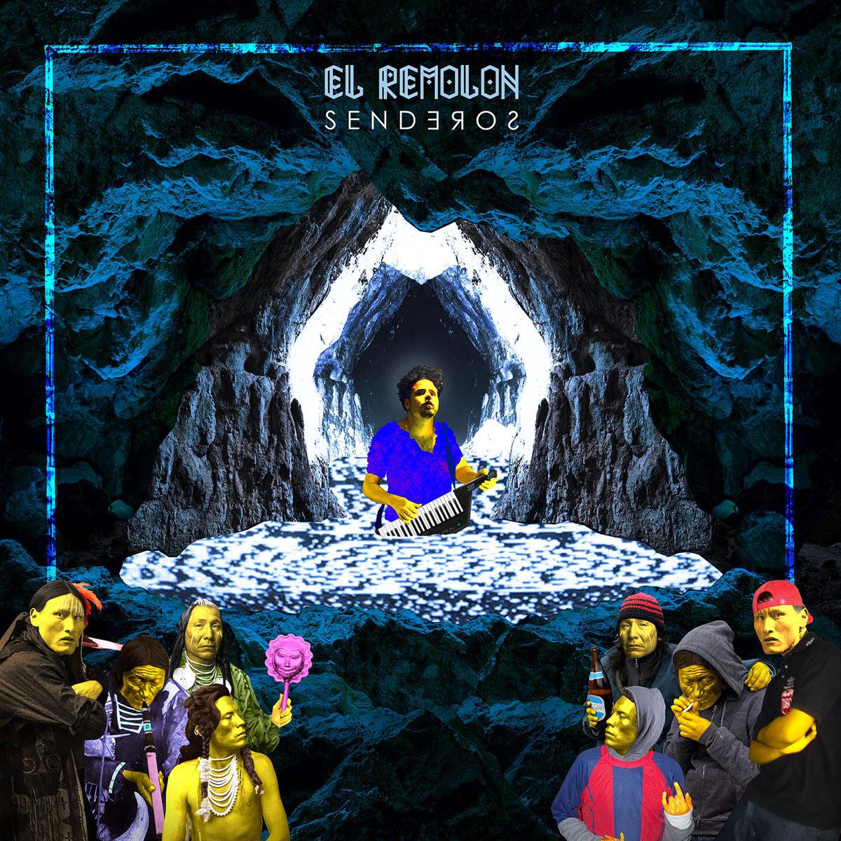 'Senderos', el nuevo álbum de El Remolón