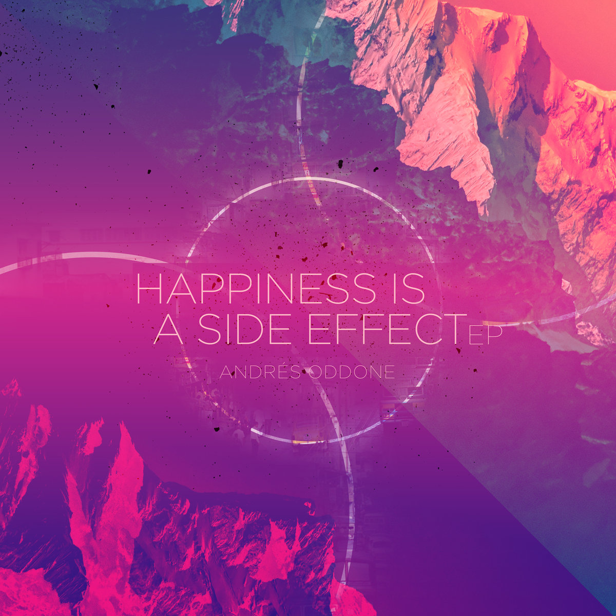 Andrés Oddone – Happiness is a side effect